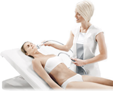 Endermolift – the non-surgical anti-ageing treatment.