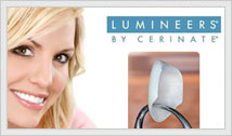 Veneers and Lumineers for cosmetic dentistry