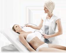 Endermolift – the non-surgical anti-ageing treatment.